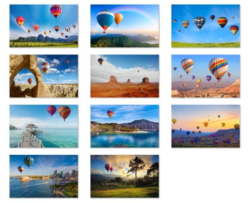 Hot Air Balloons wallpapers
