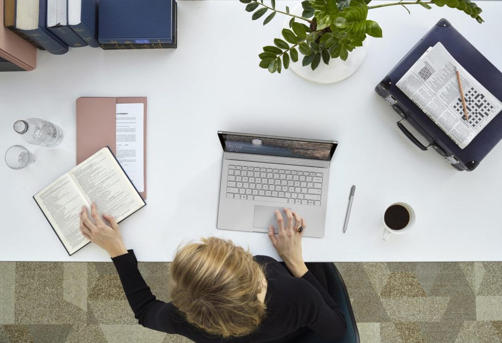 Microsoft Surface Plus program
