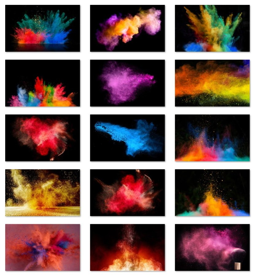 Color Explosion wallpapers