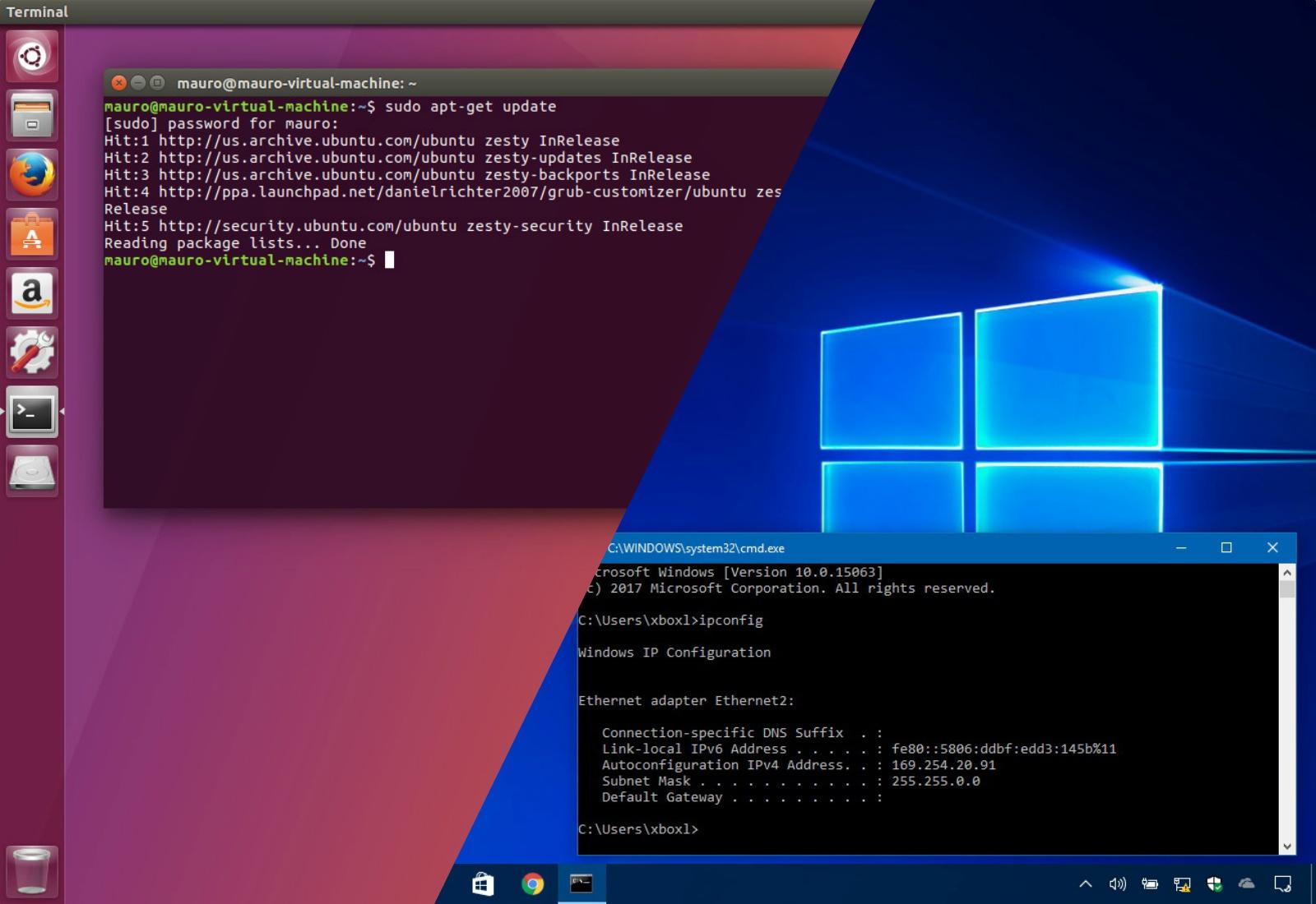 Reinstall Grub After Windows 10 Update dual boot windows 10