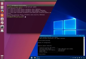 Windows 10 and Ubuntu dual-boot setup