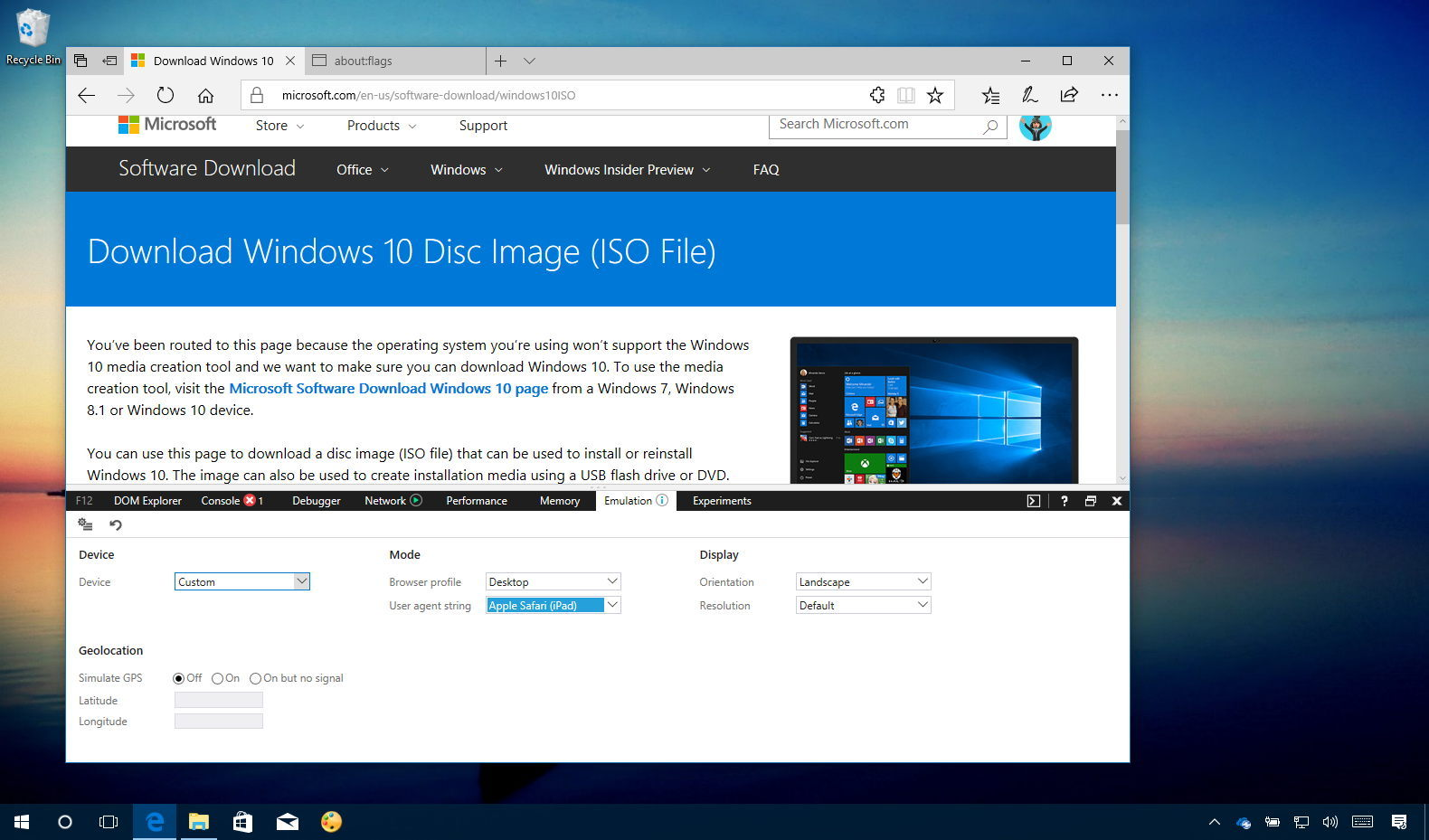 Download windows 10 fall creators update iso file for Window 10 iso