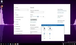 Fix sound problems on Windows 10