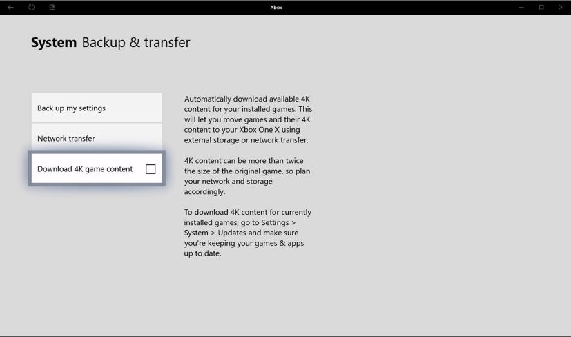 Xbox one account transfer