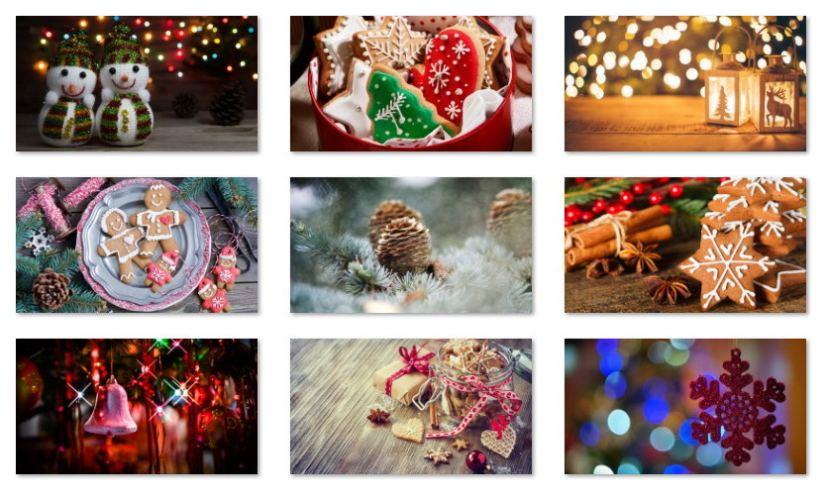 Holiday (Christmas) wallpapers