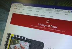 Microsoft 12 Days of Deals (2017)