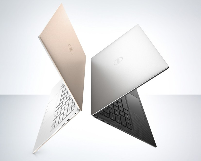Dell XPS 13 (2018). Image source: Dell