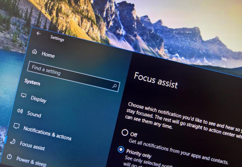 Windows 10 April 2018 Update biggest features