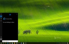 Connecting Alexa with Cortana on Windows 10