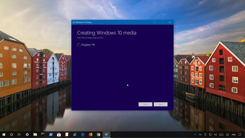 Windows 10 version 1809 clean install