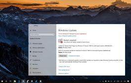 KB4464330 update for Windows 10 version 1809