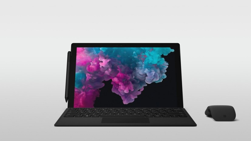 Surface Laptop 2 (black)