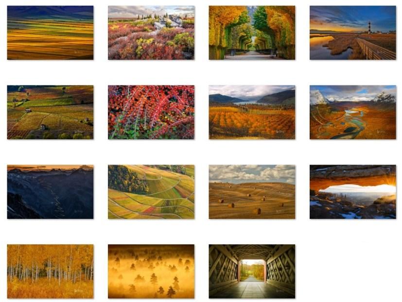 Bing Fall Colors wallpapers