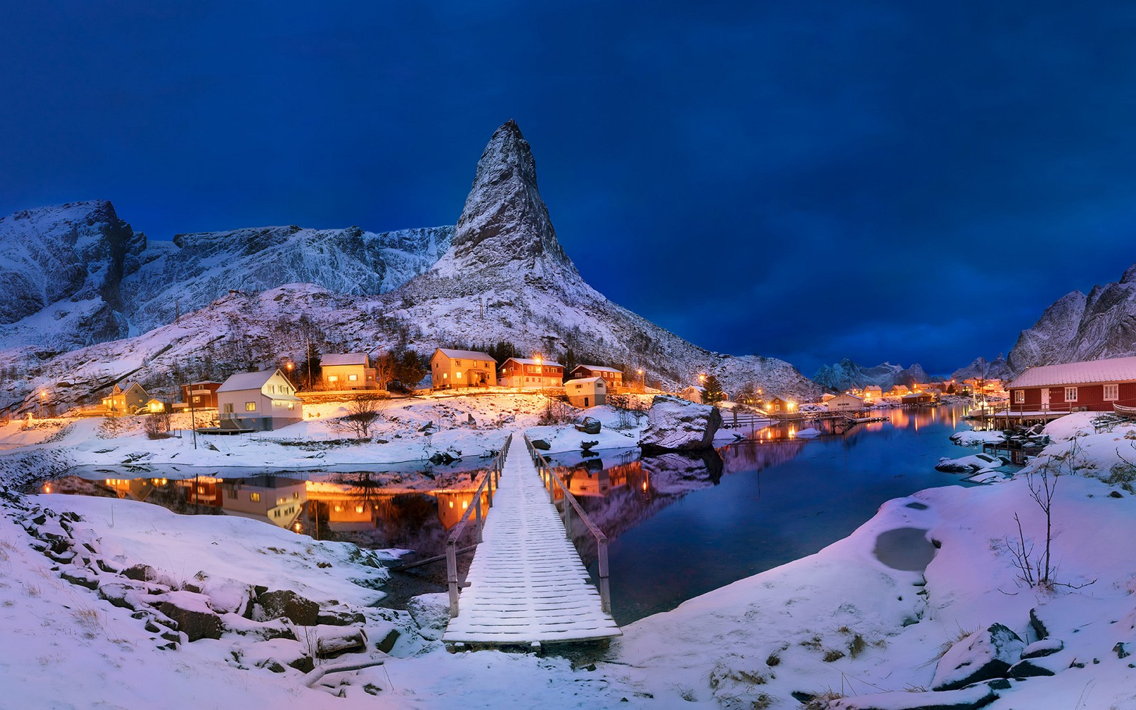 Een Warme Winter : Warm winter nights theme for windows download u pureinfotech