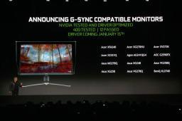 Nvidia G-Sync on FreeSync monitors