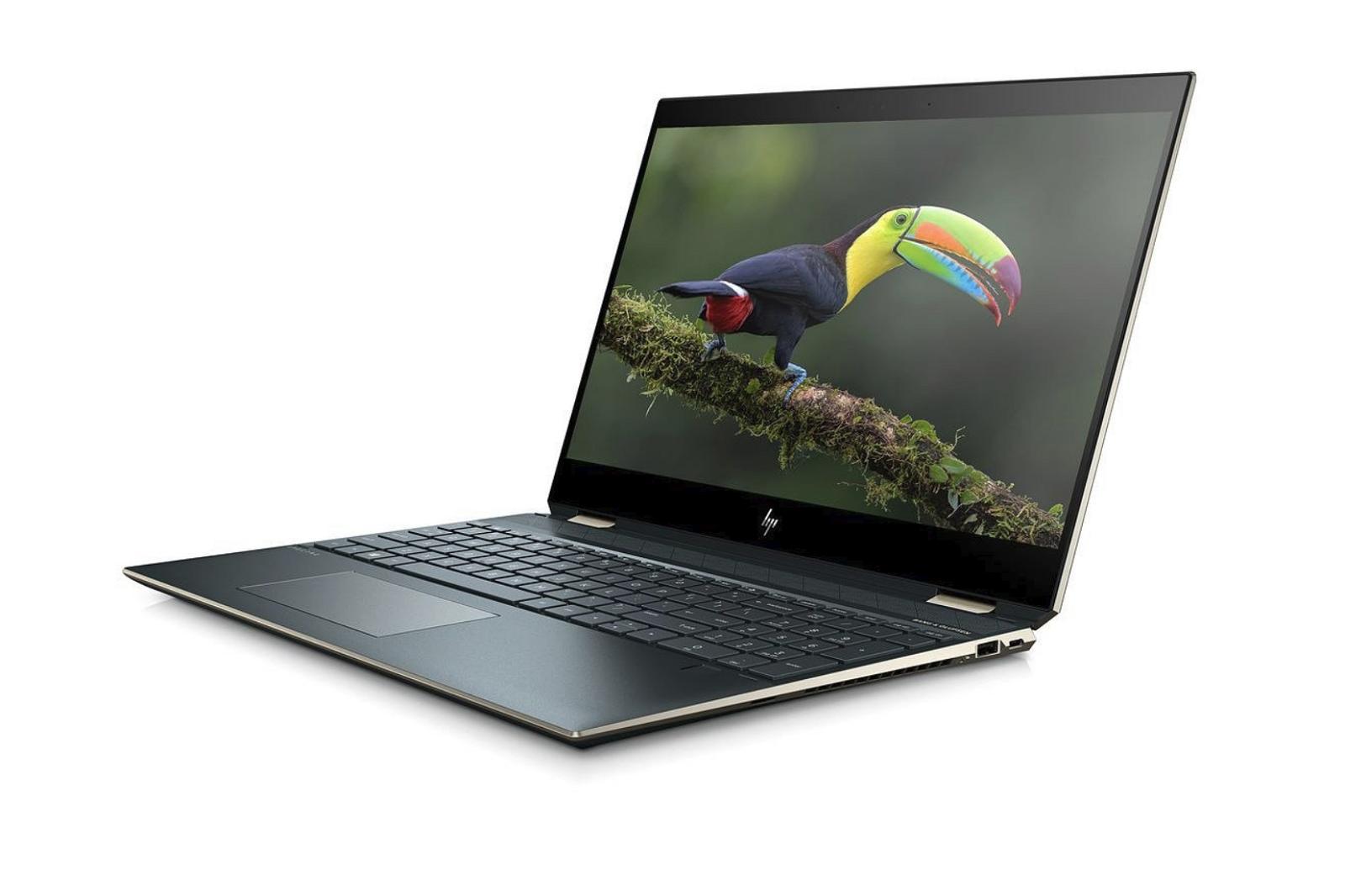 HP Spectre x360 OLED laptop