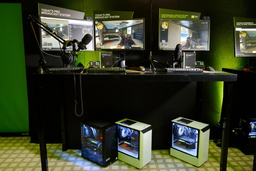 Nvidia devices using RTX cards