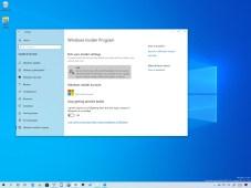 Windows 10 version 1909 (19H2) Skip Ahead