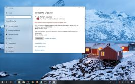 KB4487044 update for Windows 10