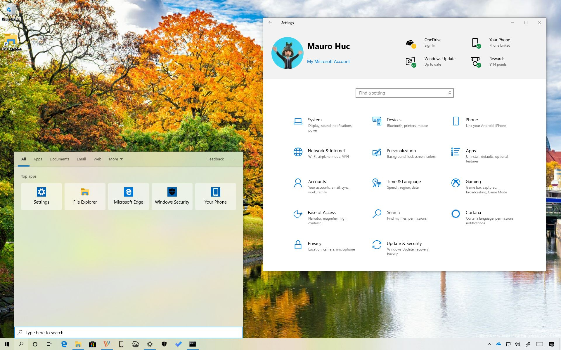 Windows 10 version 1903, April 2019 Update, release date