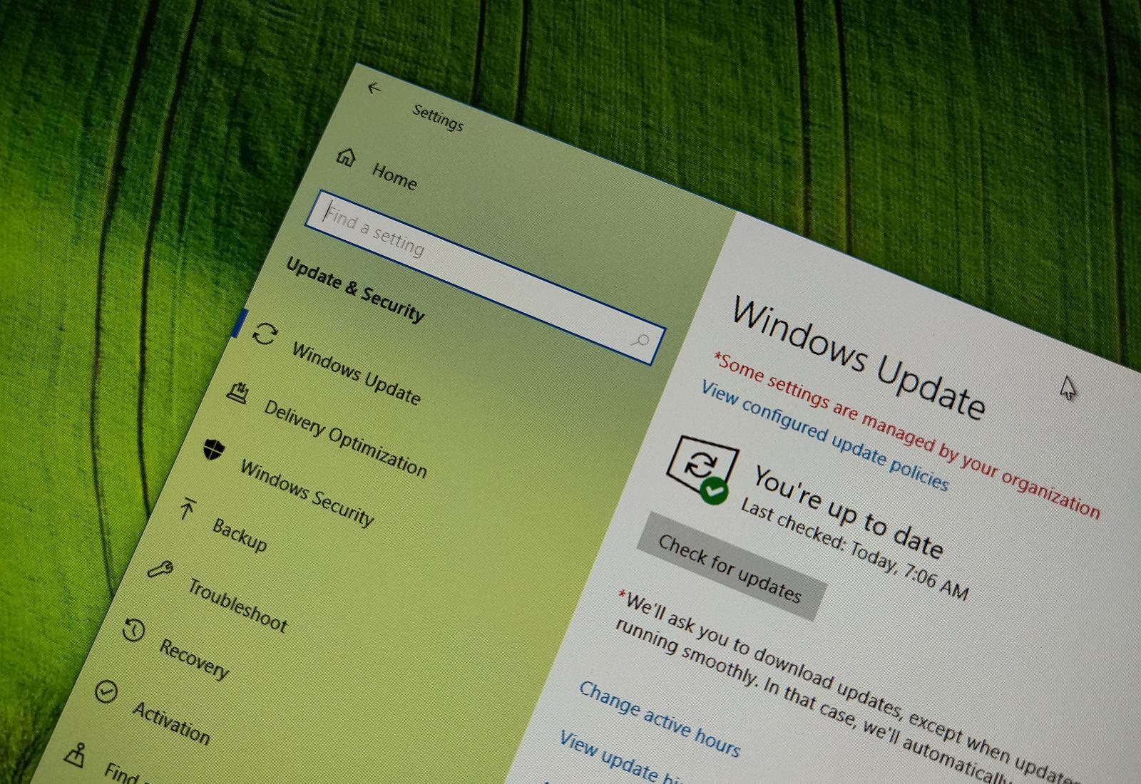 Windows 10 update KB4482887 (build 17763 348) releases • Pureinfotech