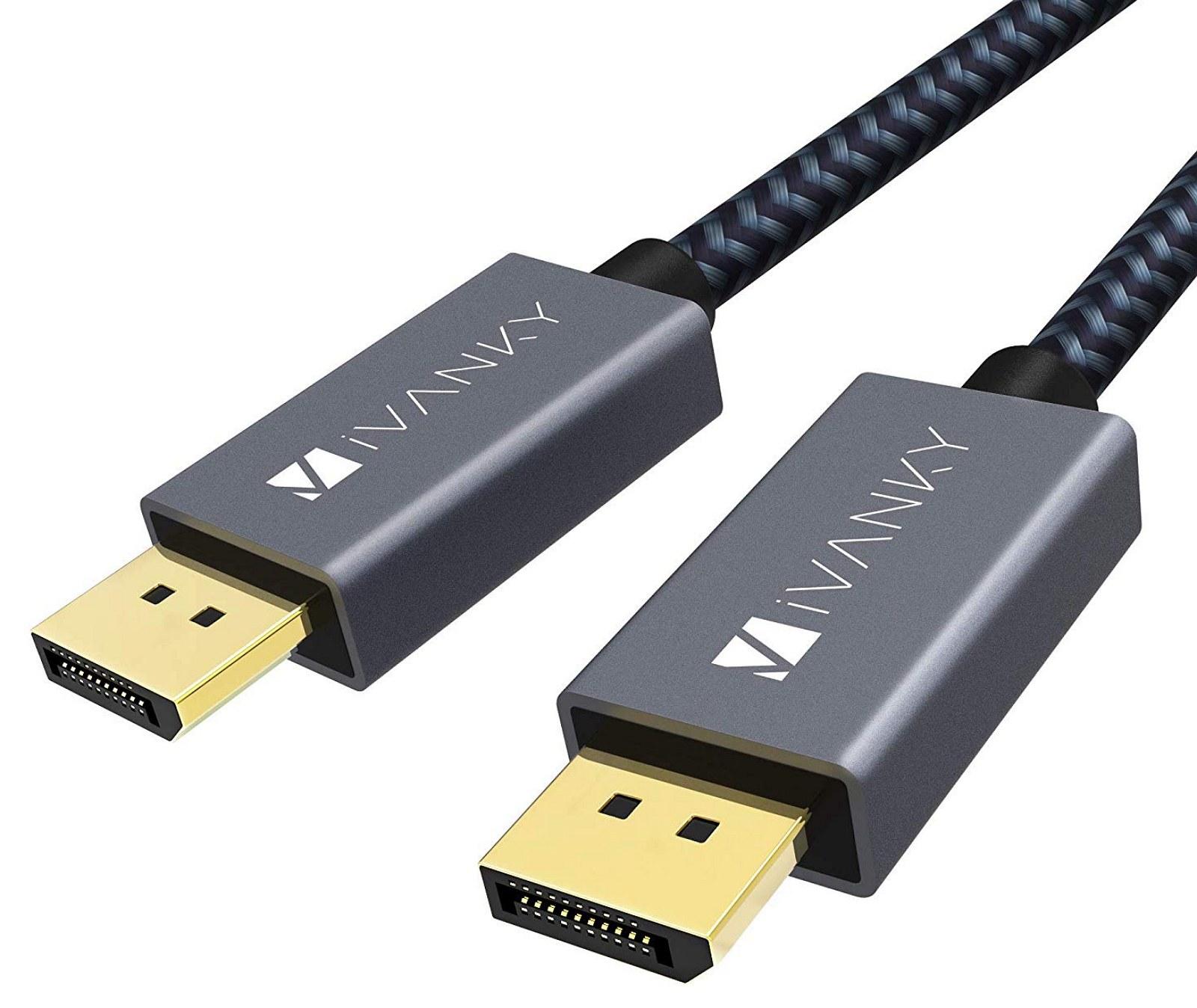 iVanky DisplayPort to DisplayPort 10ft cable