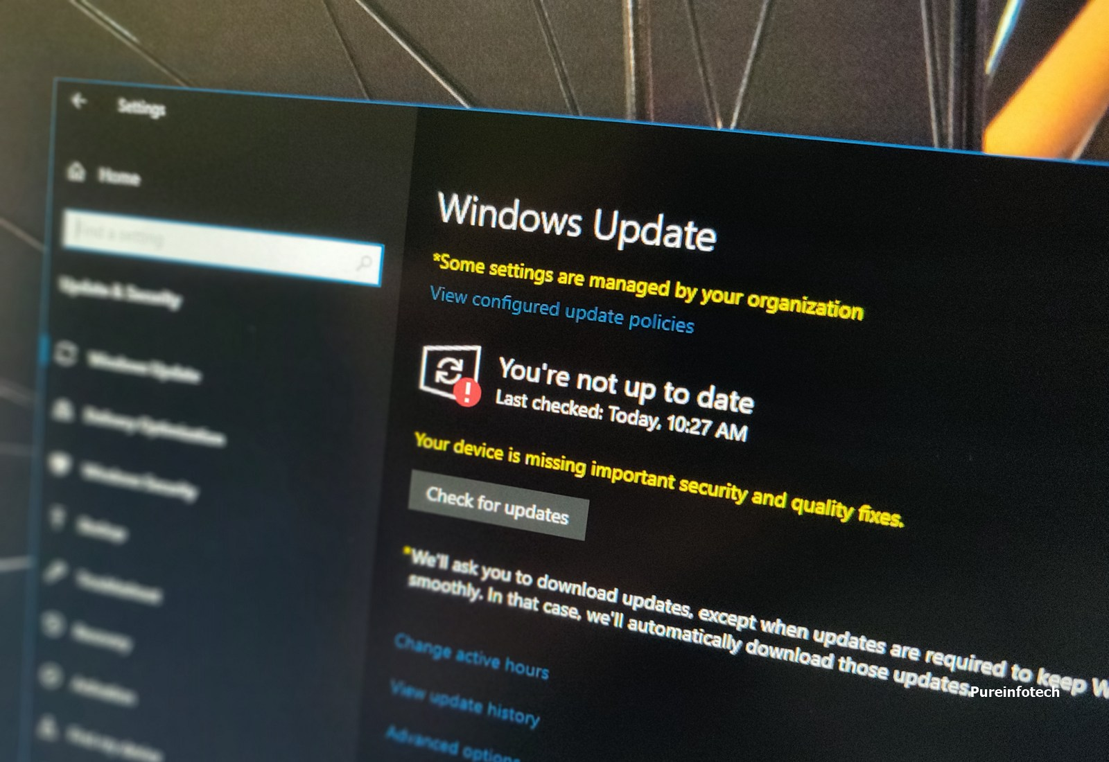 Windows 10 update KB4497934 (build 17763 529) releases • Pureinfotech