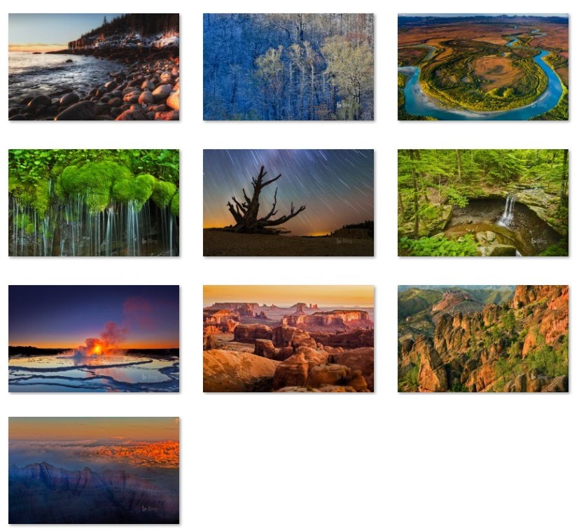 National Parks wallpapers