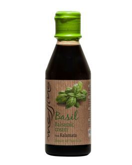 Papadeas Balsamic Basilikum Cream Glaze 250ml