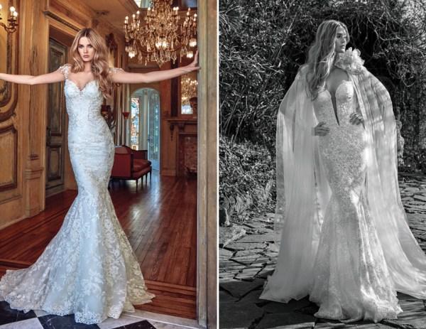 最美麗的禮服 白皙的嫁衣