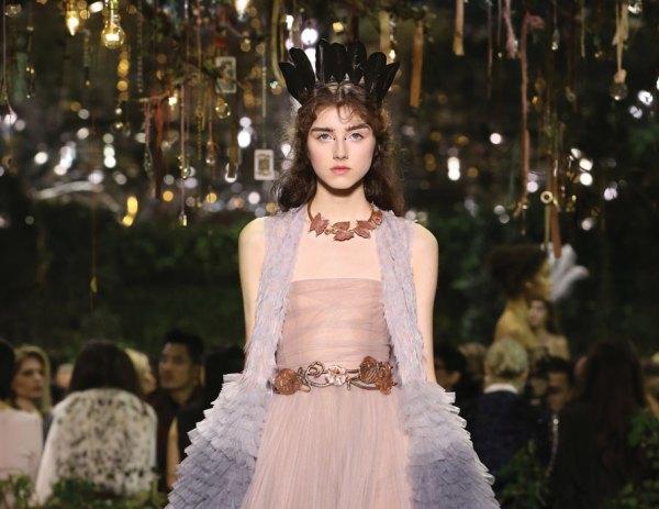Dior 美麗與童話般的典雅