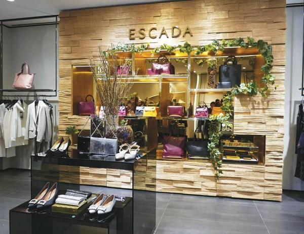 邀新朋老友認識ESCADA時裝品牌