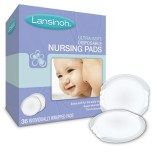 Nursing Pads- So, you're not leaking out everywhere.
