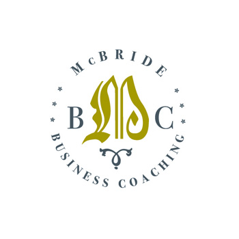 McBride Consulting logo by Purely Pacha