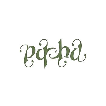 Pacha - personal ambigram by Purely Pacha