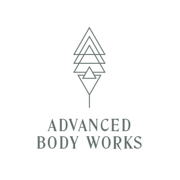 template logo for advanced body works