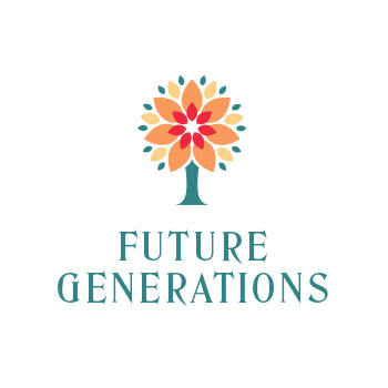 template logo for the future generations