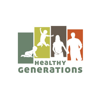 template logo for healthy generations