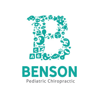 template logo for pediatric chiropractor