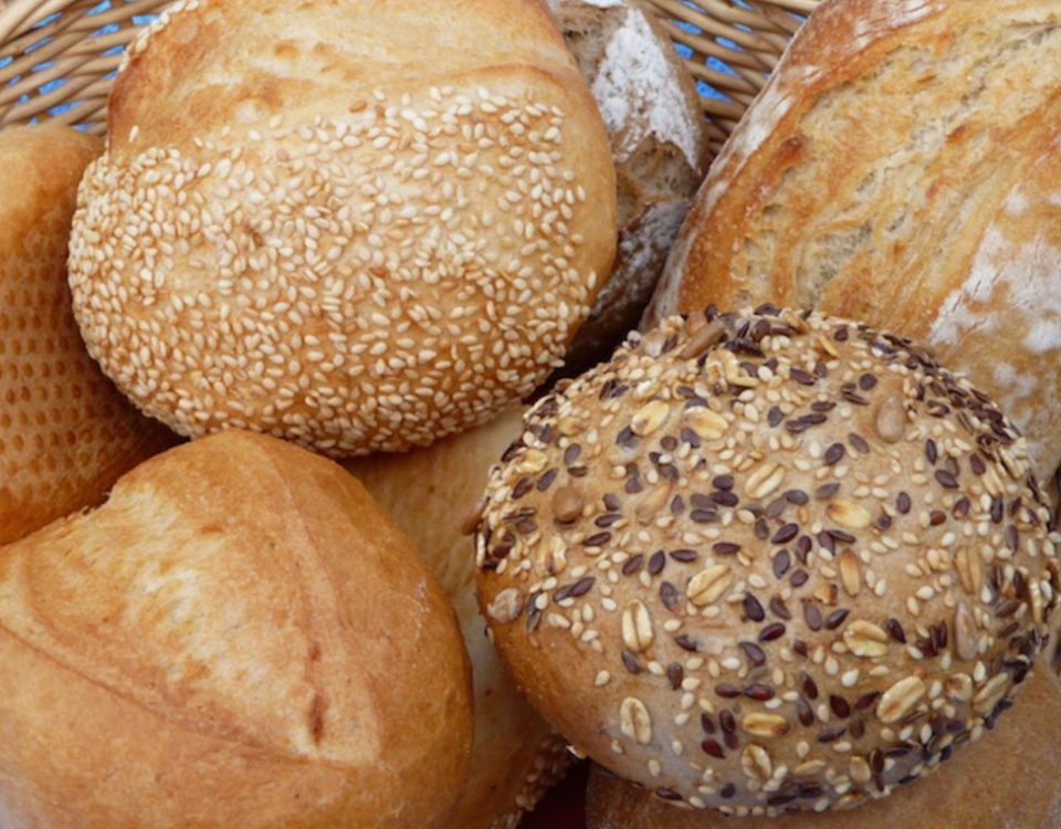 Bread and Brotchen in the Heart of Germany