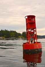 Channel Marker, Maine