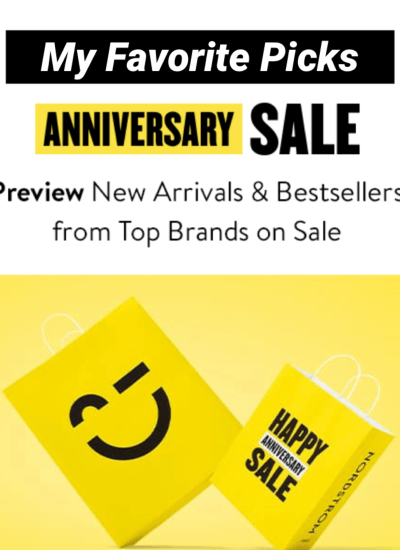 Nordstrom Anniversary Sale 2020 – My Favorite Picks
