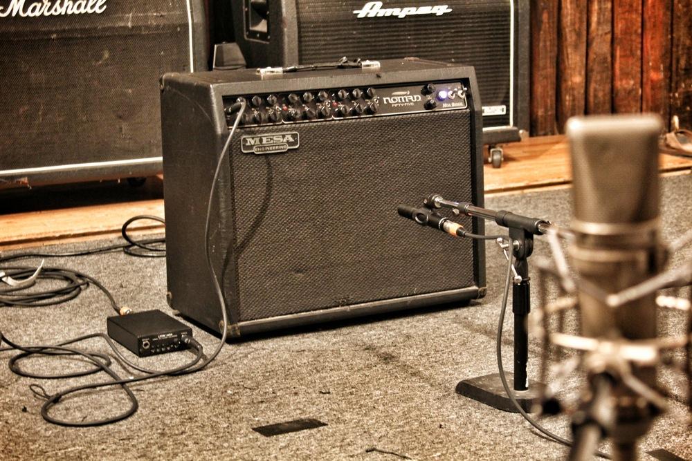 Reamping Guitar