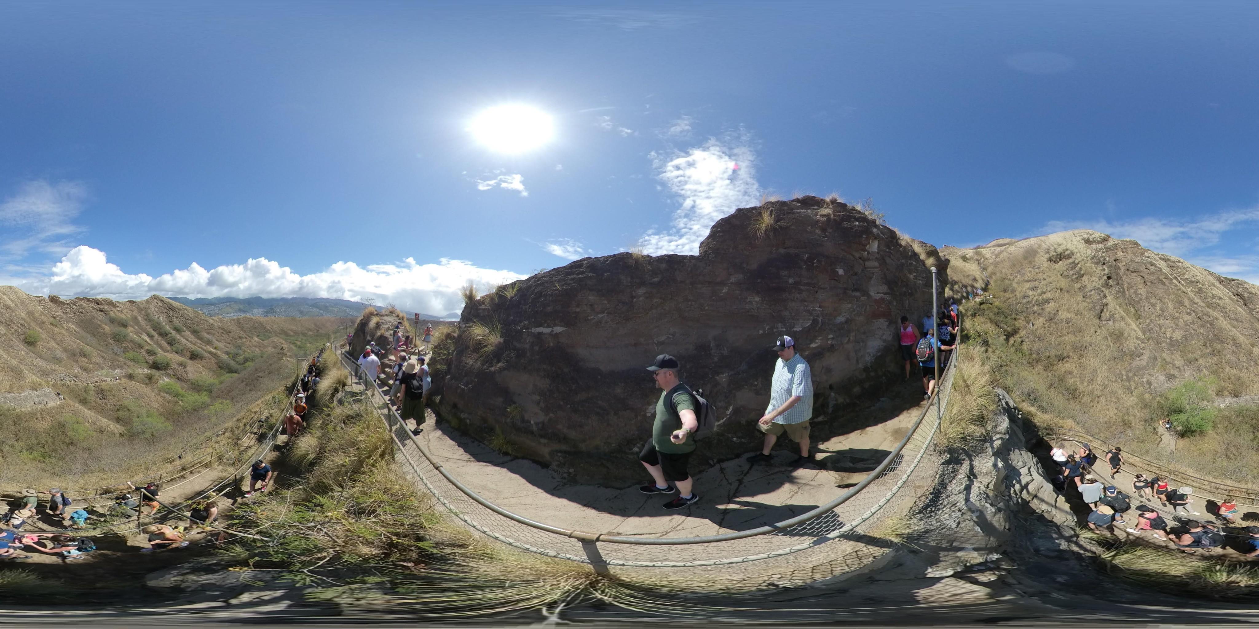 Diamond Head Hike