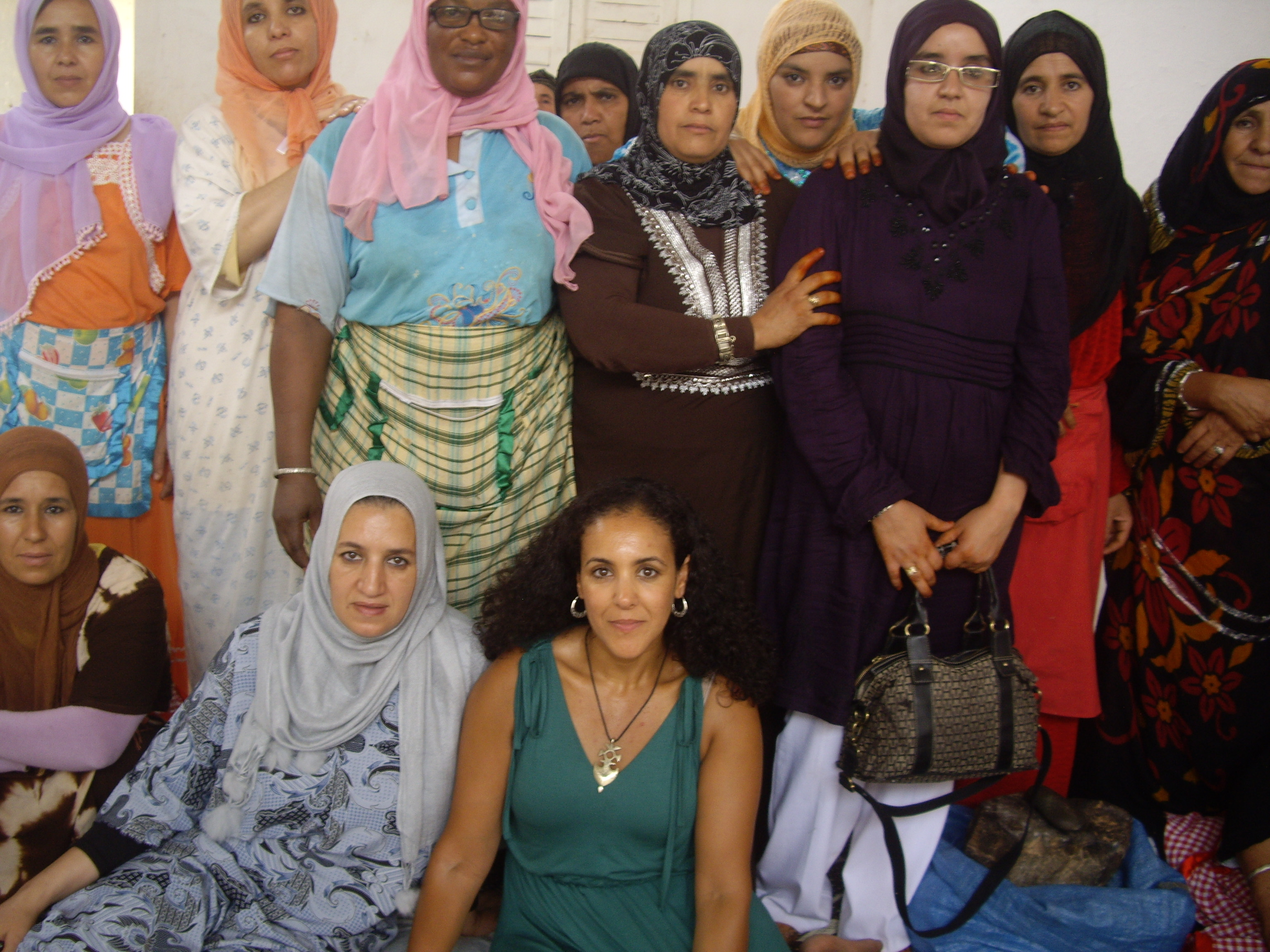 Women Cooperative In Arazane Morocco Sharing Beauty