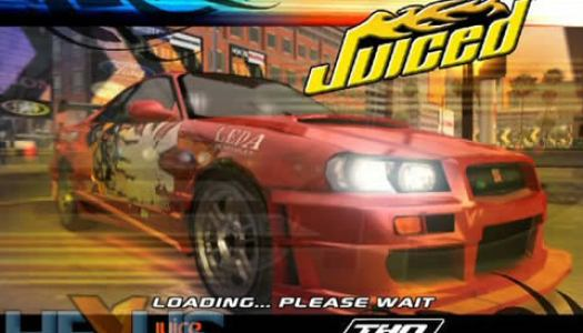 THQ Announces Juiced 2 for DS