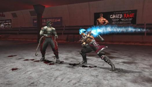 MK Armageddon Screens