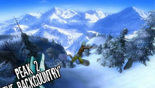 SSX Gameplay Demo