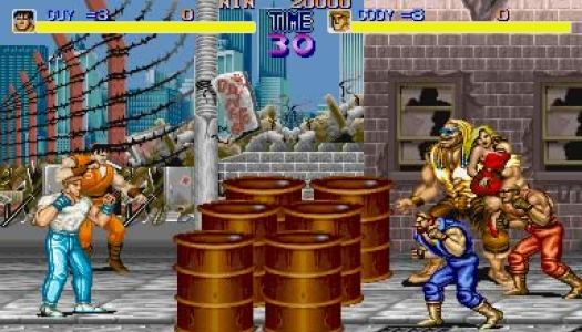 Final Fight, Actraiser VC Rated