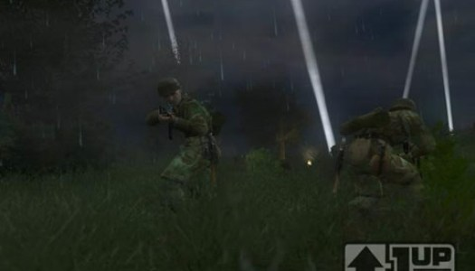Medal of Honor Vanguard Screens